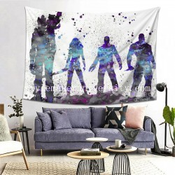 Tapestry Guardians Of The Galaxy01 Living room Decor Wall Hanging Tapestry For Bedroom Tapestries 80*60 Inch(pp20210327)