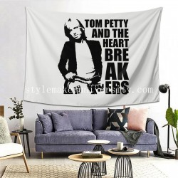 Tapestry Heartbreakers And Tom bedroom Decor Wall Hanging Tapestry For Bedroom Tapestries 80*60 Inch(pp20210327)
