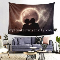 Tapestry Amour Living room Decor Wall Hanging Tapestry For Bedroom Tapestries 80*60 Inch(pp20210327)