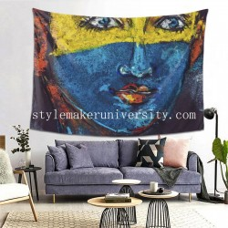 Tapestry Fallout 76 - The Girl From The Shelter Living room Decor Wall Hanging Tapestry For Bedroom Tapestries 80*60 Inch(pp20210327)