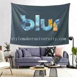 Tapestry The Blur game room Decor Wall Hanging Tapestry For Bedroom Tapestries 80*60 Inch(pp20210327)