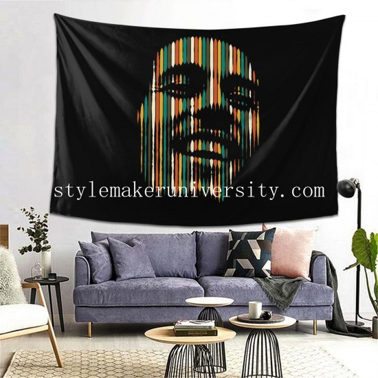 Tapestry Bob Marley bedroom Decor Wall Hanging Tapestry For Bedroom Tapestries 80*60 Inch(pp20210327)