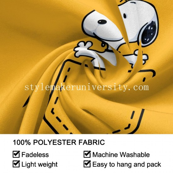 Tapestry Snoopy In My Pocket bedroom Decor Wall Hanging Tapestry For Bedroom Tapestries 80*60 Inch(pp20210327)