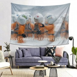 Tapestry Légo Snow Star Wars bedroom Decor Wall Hanging Tapestry For Bedroom Tapestries 80*60 Inch(pp20210327)